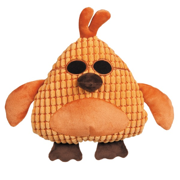 US8211 12 Grriggles Cool Dude Rooster Dog Toy