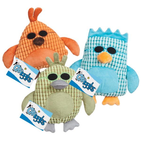 Grriggles Cool Dudes US8211 Dog Toy